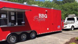 bbq proper food truck