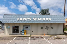 Earp's Seafood storefront