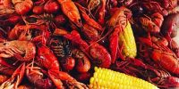 Crawfish - whole